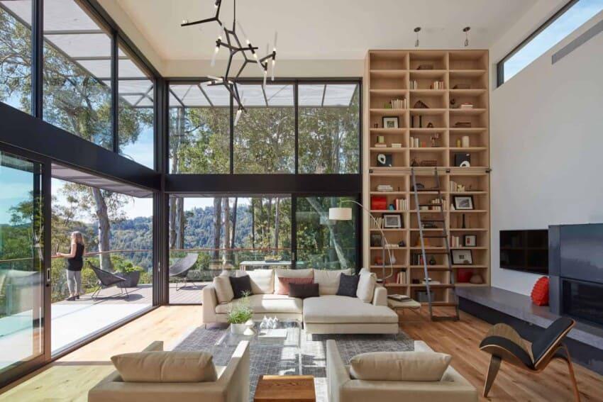 441 Tamalpais Ave   Hillside House by Zack de Vito (13)