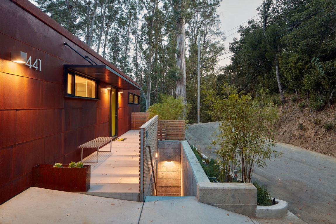 441 Tamalpais Ave | Hillside House by Zack de Vito (25)