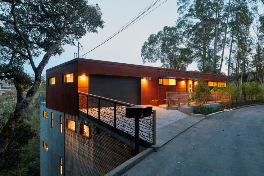 441 Tamalpais Ave   Hillside House by Zack de Vito (26)