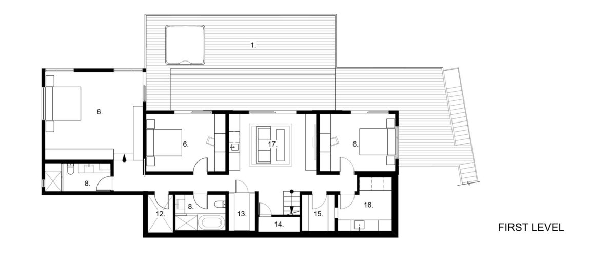 441 Tamalpais Ave   Hillside House by Zack de Vito (28)