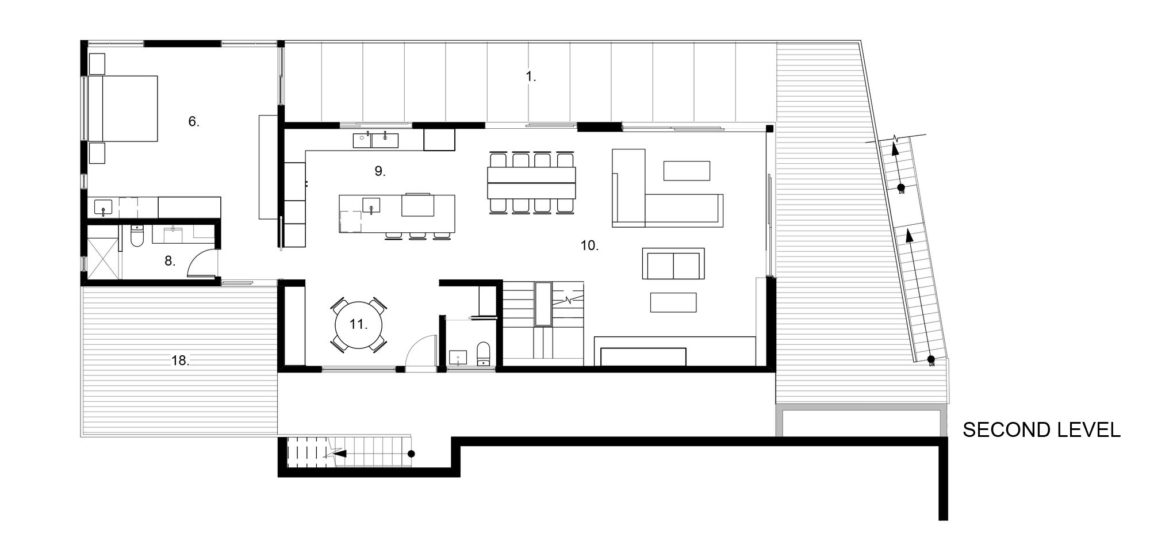 441 Tamalpais Ave   Hillside House by Zack de Vito (29)