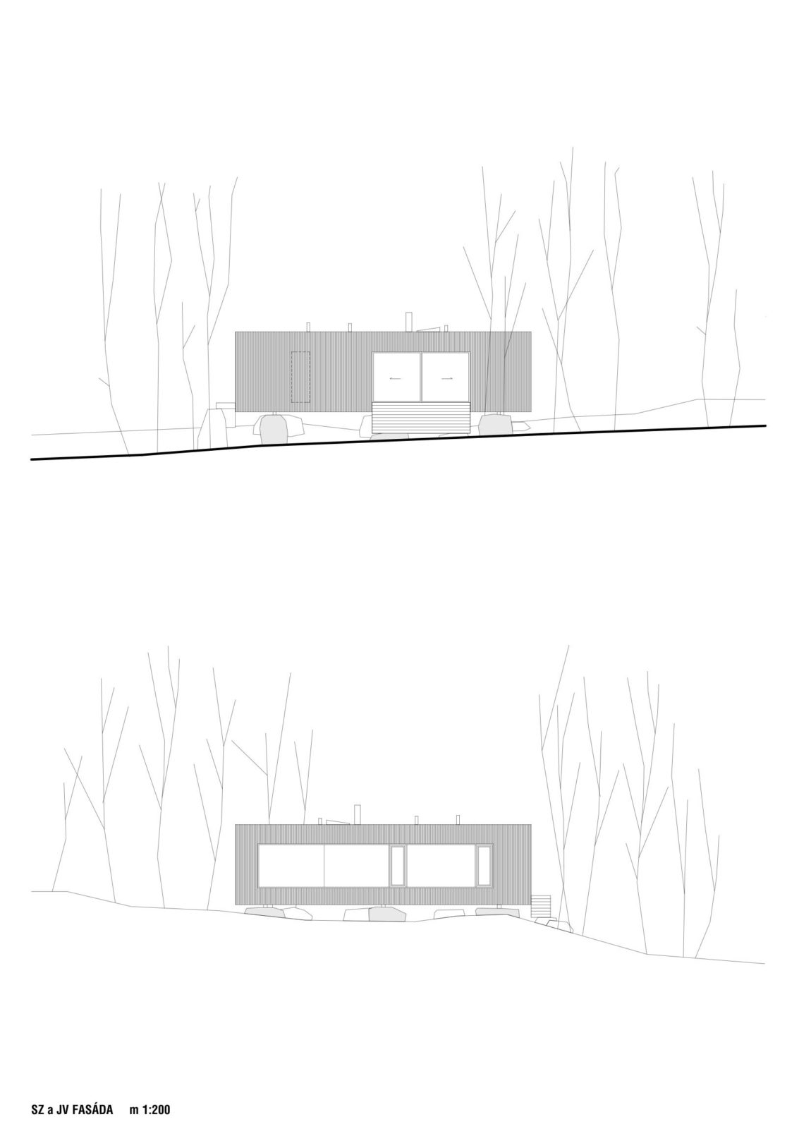 A Prototype of a Family House by a69 Architekti (14)