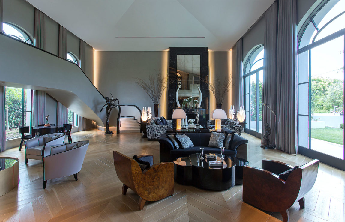 A Private Residence by Moustroufis Architects (4)