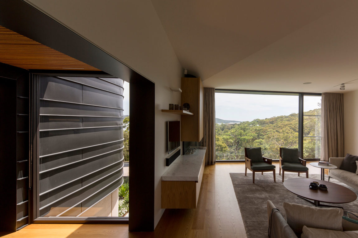 Balmoral House by Fox Johnston Architects (10)