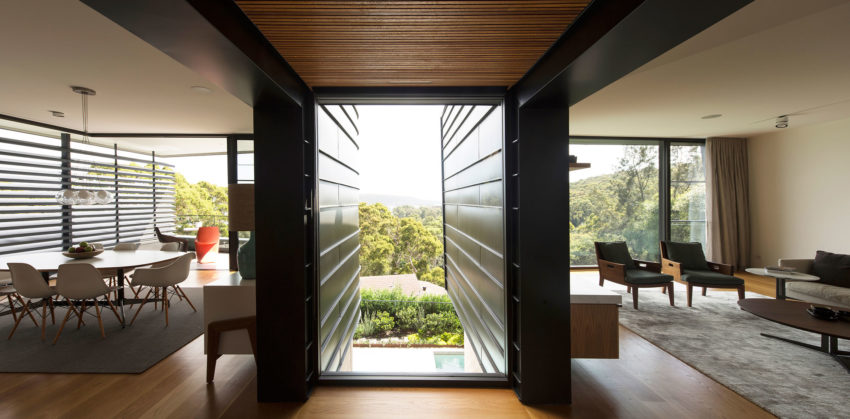 Balmoral House by Fox Johnston Architects (12)