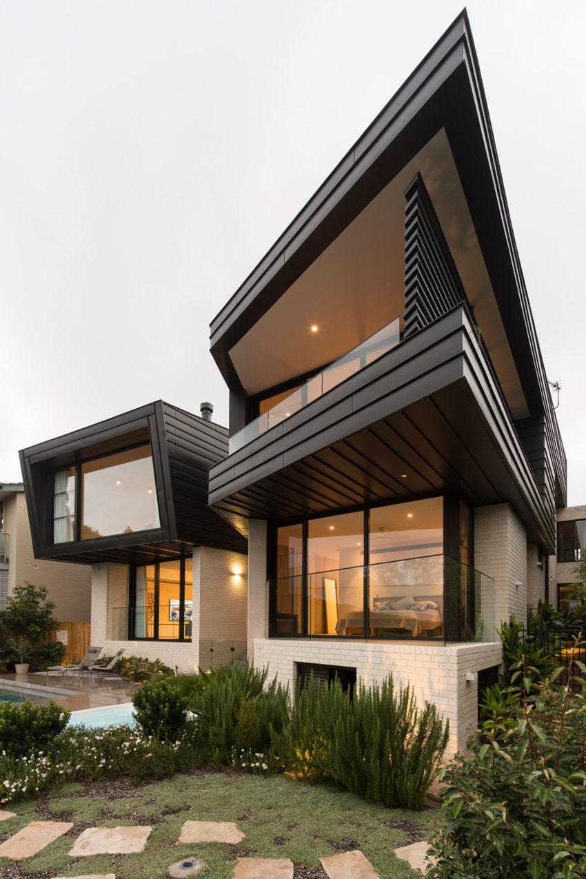 Balmoral House by Fox Johnston Architects (15)