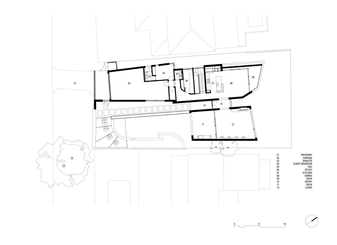 Balmoral House by Fox Johnston Architects (17)