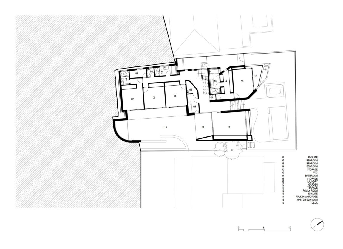Balmoral House by Fox Johnston Architects (18)