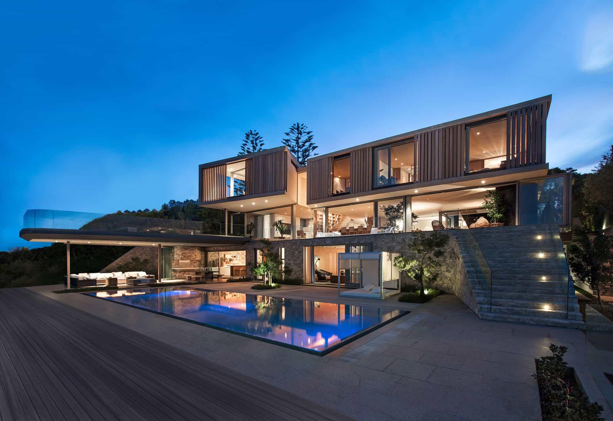 House. SAOTA Design A Family Holiday ...