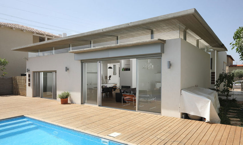 Bnei-Dror House by Amitzi Architects (2)