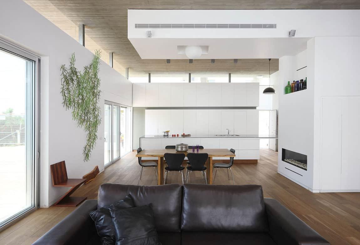 Bnei-Dror House by Amitzi Architects (5)