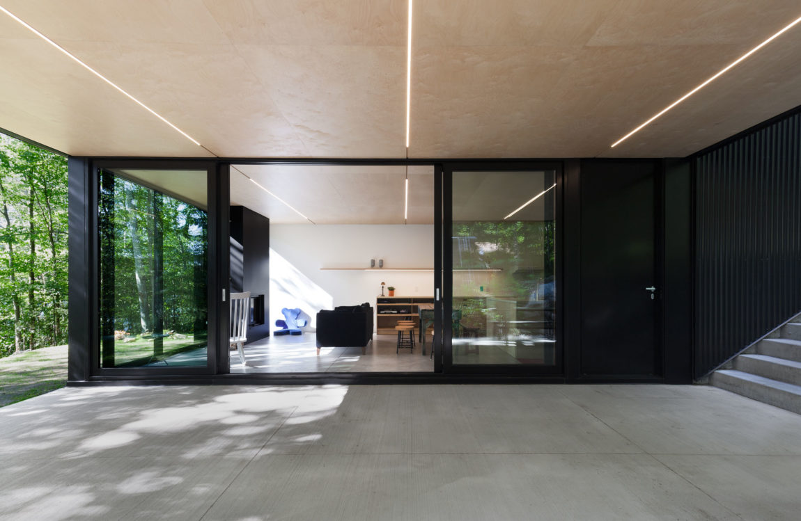 FA House by Jean Verville architecte (11)