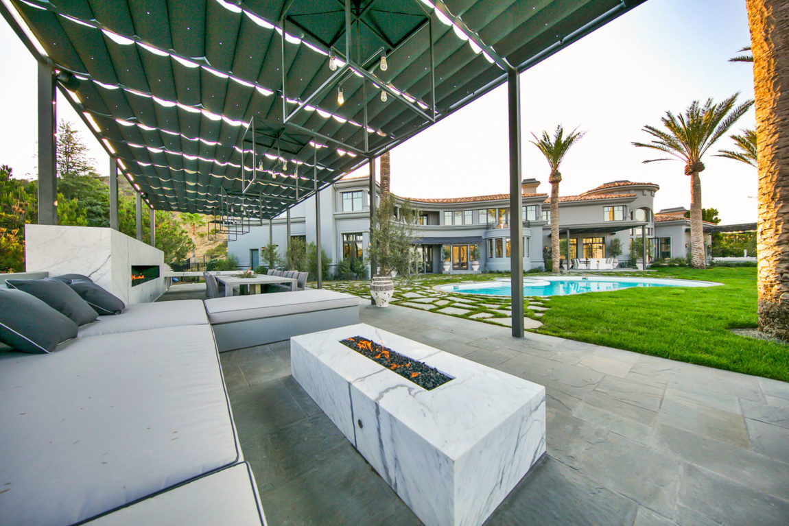 French Contemporary in Beverly Hills by Maxime Jacquet (5)