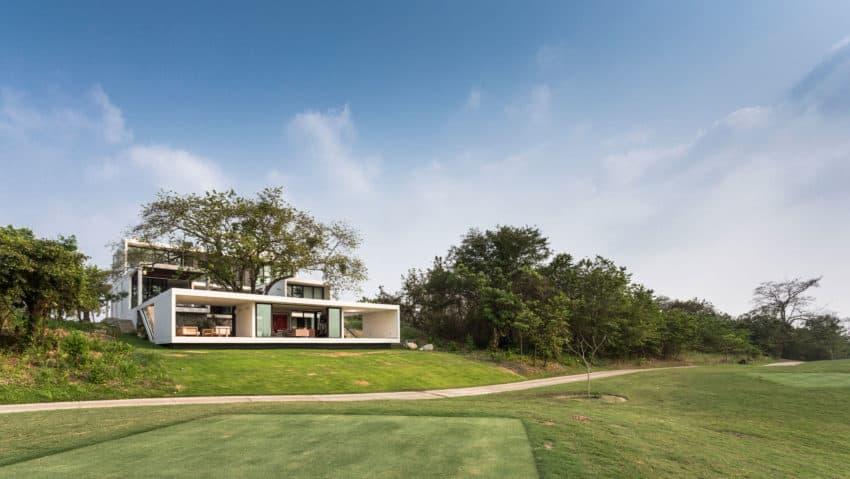 Guazuma House by Alberto Zavala Arquitectos (1)