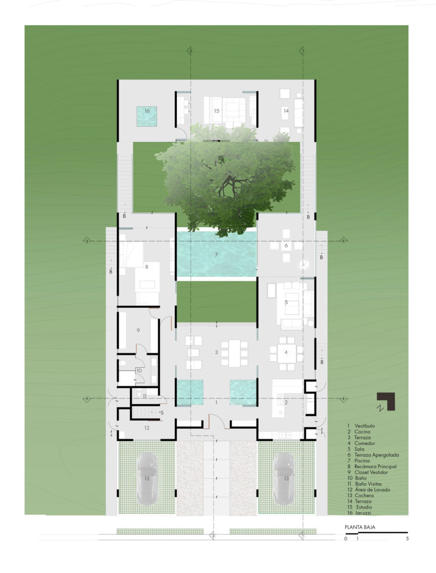 Guazuma House by Alberto Zavala Arquitectos (20)