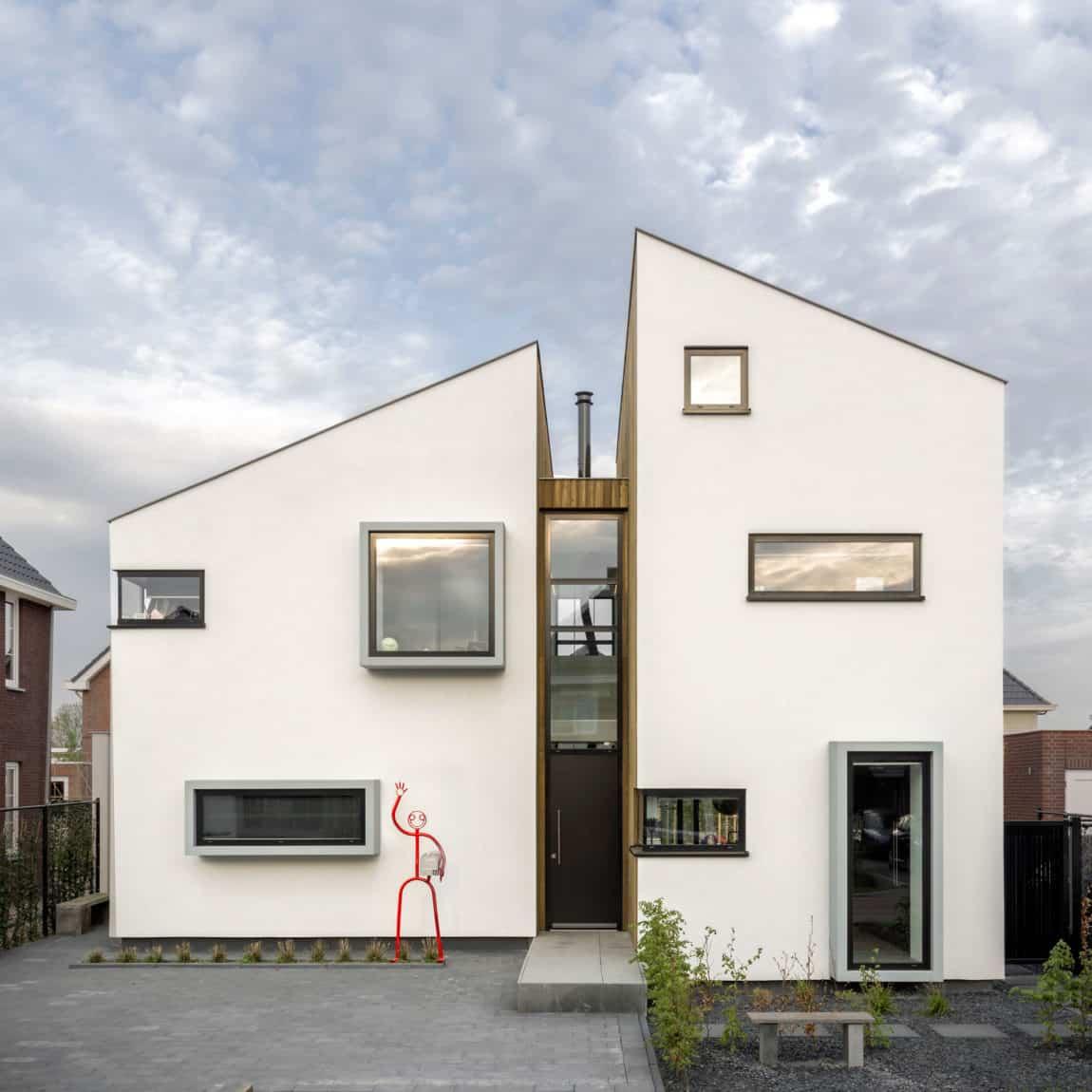 House Daasdonklaan by Zone Zuid Architecten (2)