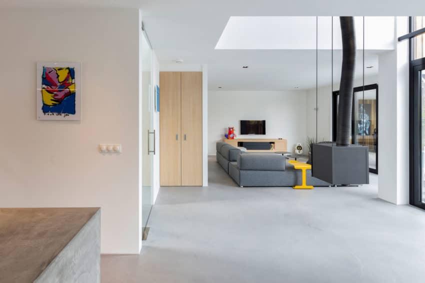 House Daasdonklaan by Zone Zuid Architecten (4)