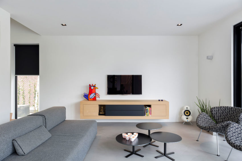 House Daasdonklaan by Zone Zuid Architecten (5)