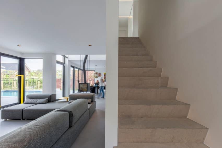House Daasdonklaan by Zone Zuid Architecten (15)