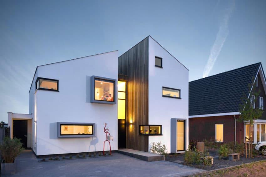 House Daasdonklaan by Zone Zuid Architecten (19)