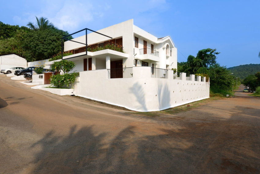 Ankit Prabhudessai Transforms a Home in Margao