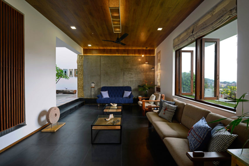 Ankit prabhudessai transforms a home in margao for Architecture design for home in goa