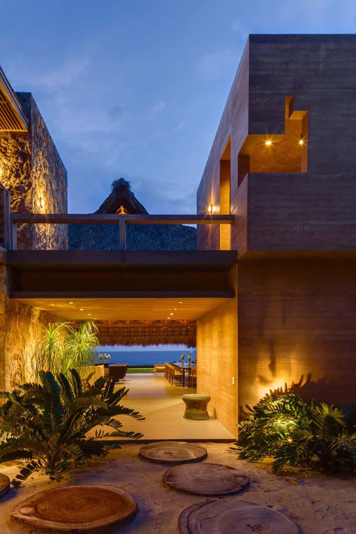 House in the Pacific Coast by Bernardi + Peschard Arq (4)