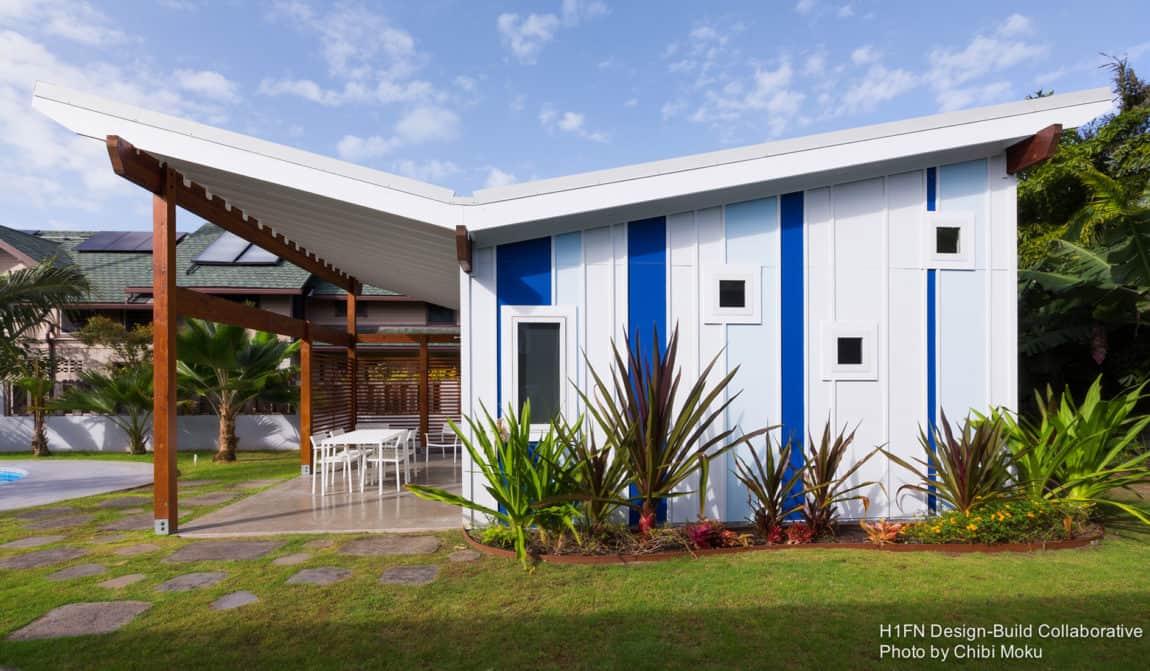 Kailua Beach House by H1+FN Design Build Collaborative (5)