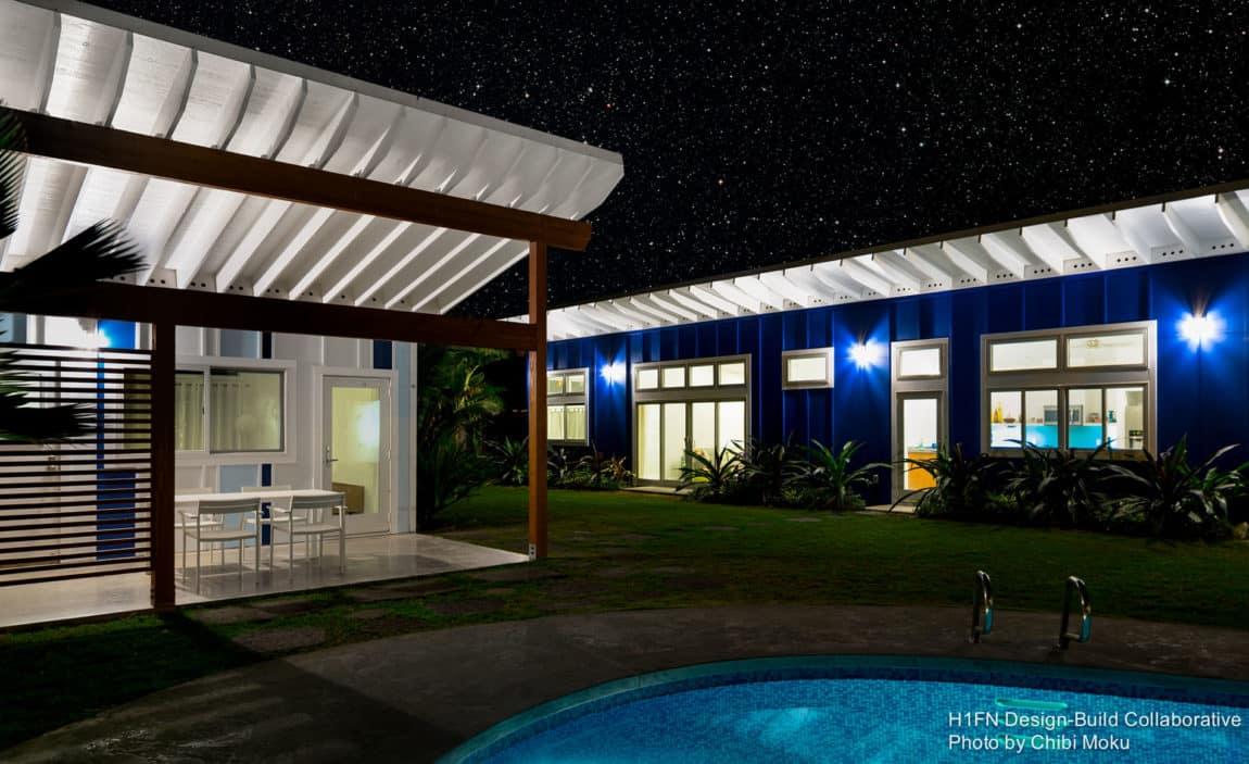 Kailua Beach House by H1+FN Design Build Collaborative (14)