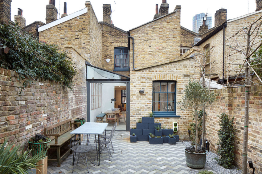 Lambeth Marsh House by Fraher Architects (2)