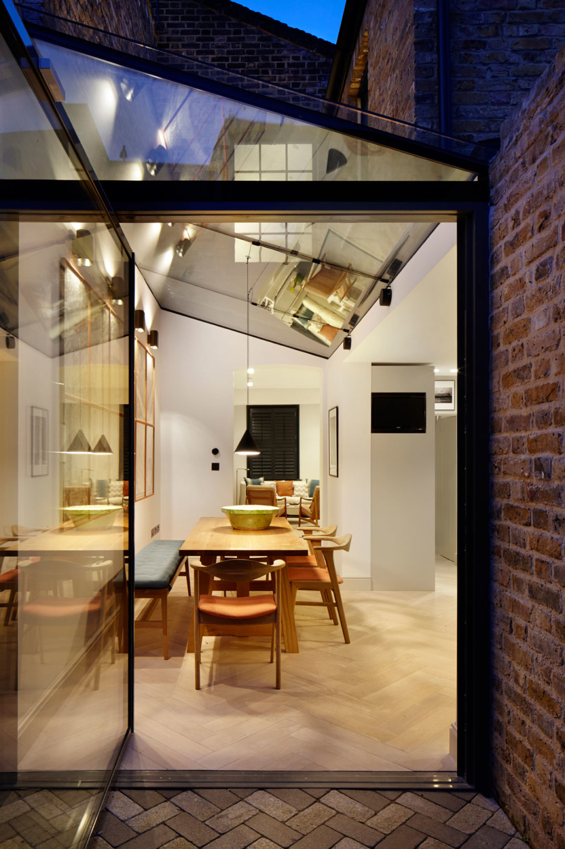Lambeth Marsh House by Fraher Architects (16)