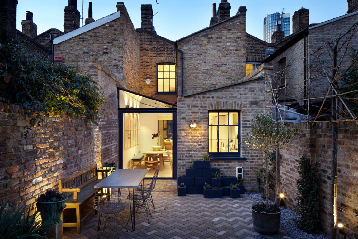 Lambeth Marsh House by Fraher Architects (17)