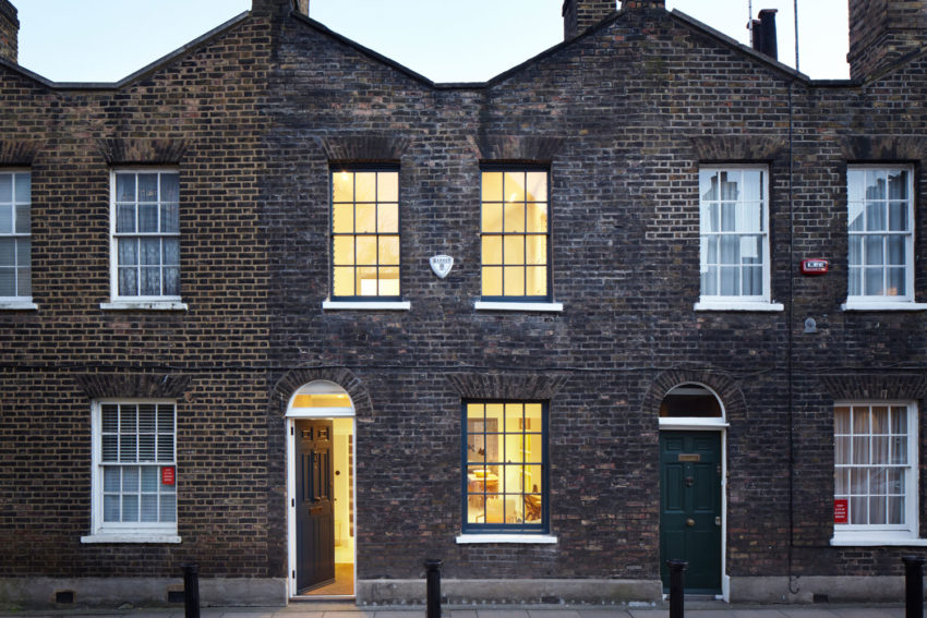 Lambeth Marsh House by Fraher Architects (18)