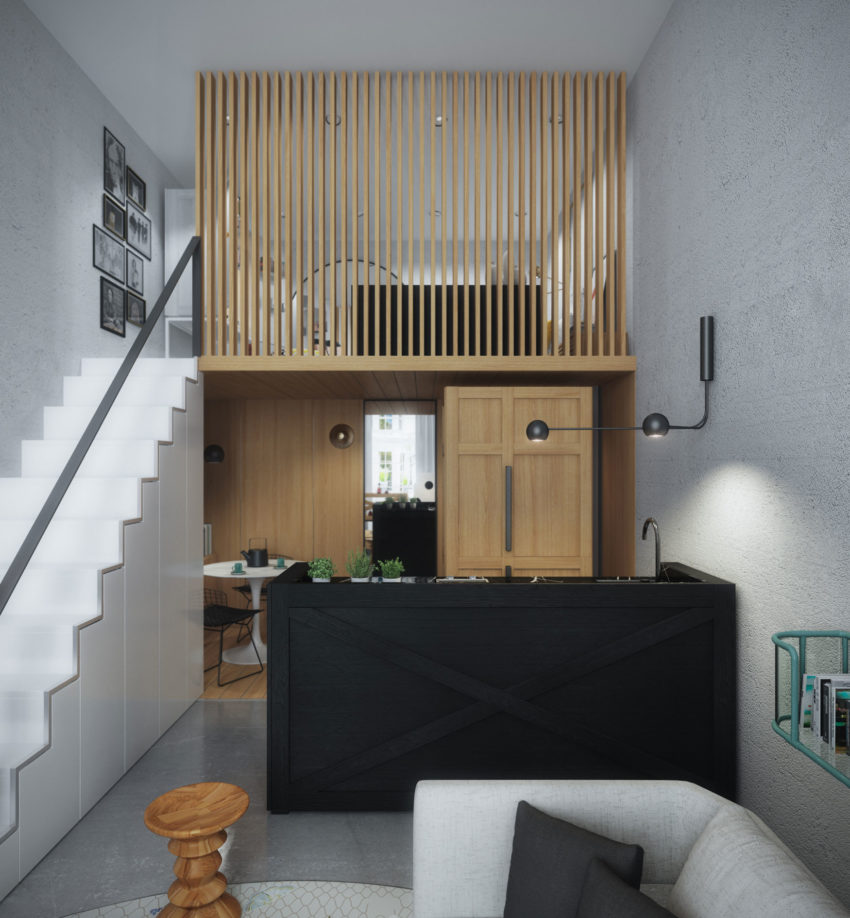 Mezzanine in Notting Hill (7)