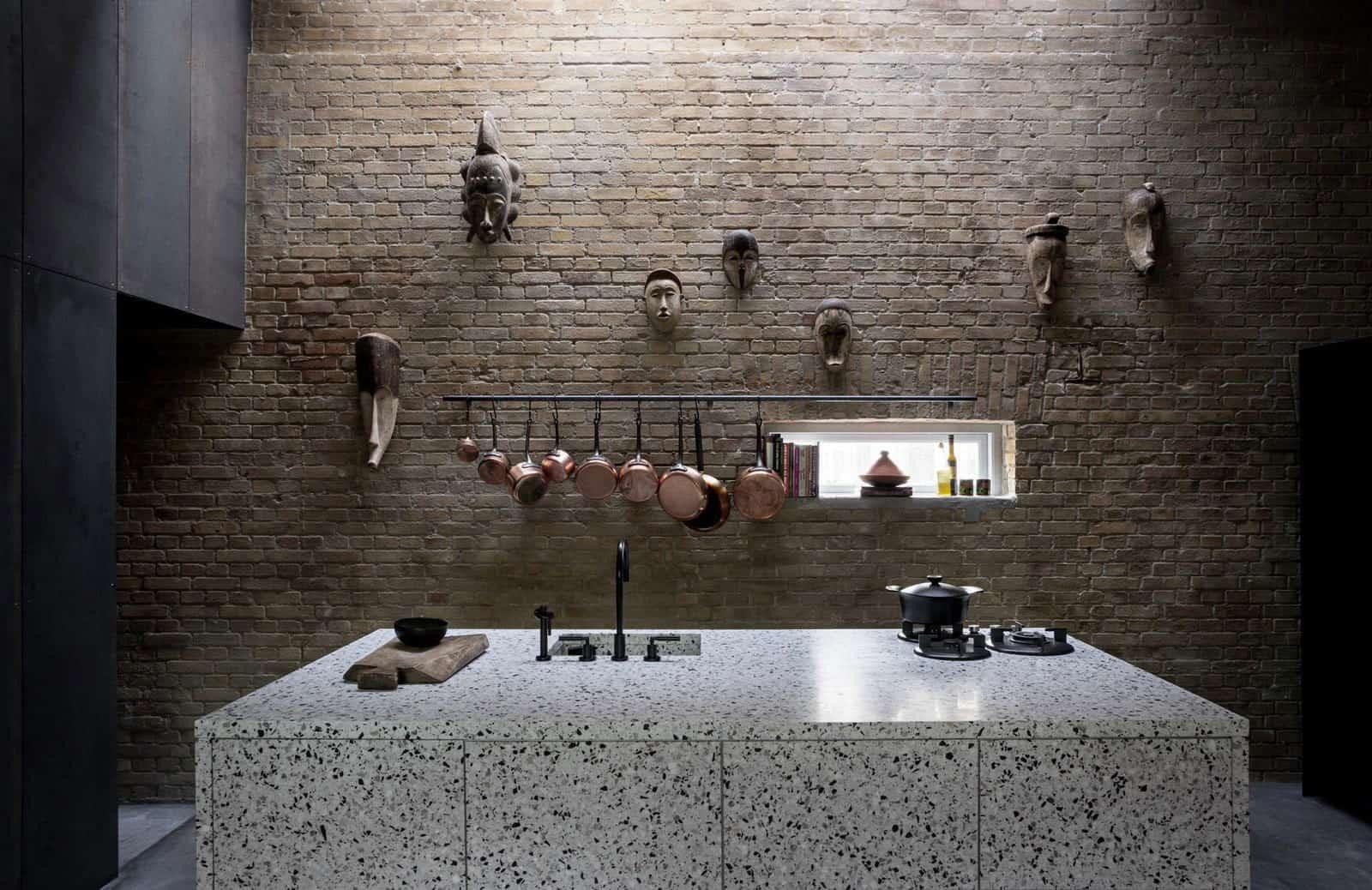 Studio David Thulstrup Renovates a Private Residence for a Photographer in Copenhagen