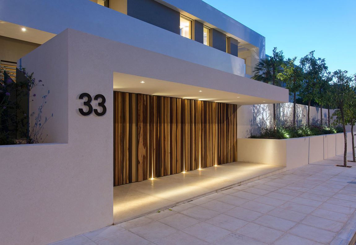 Private Residence in Athens by Moustroufis Architects (29)