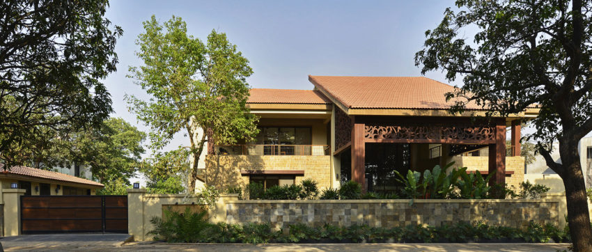 Private Villa in Khandala by GA design (1)