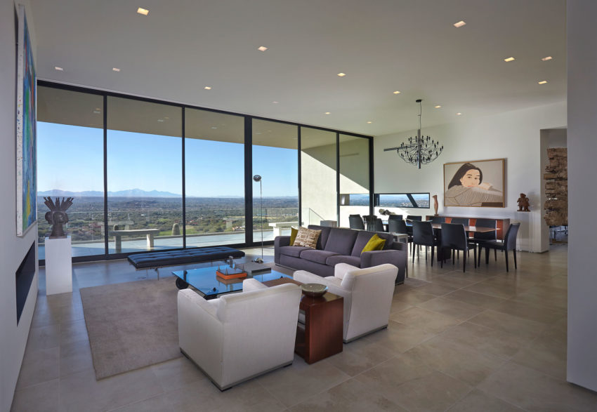 Best View in gallery Sabino Springs Estates by Kevin B Howard Architects