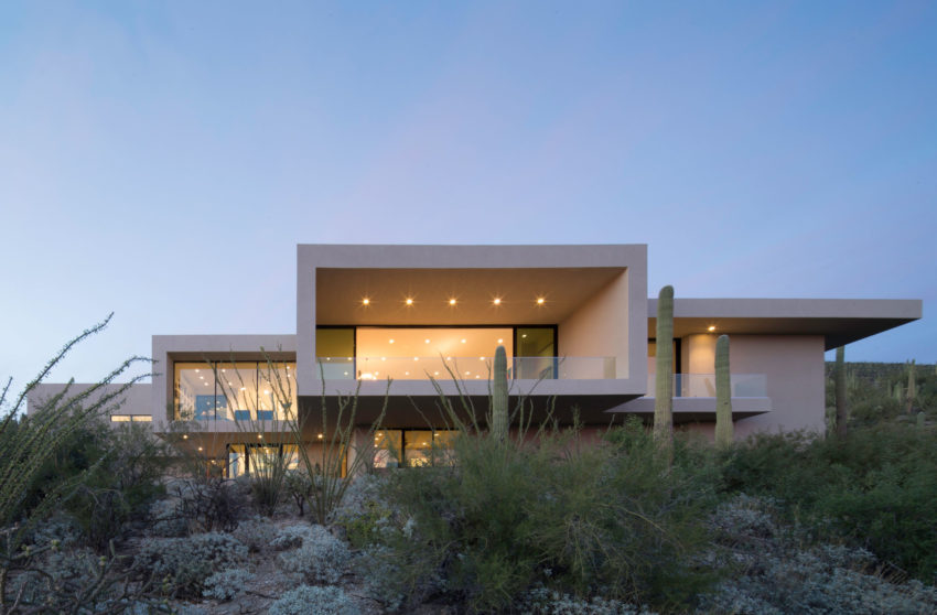 Sabino Springs Estates by Kevin B Howard Architects (15)