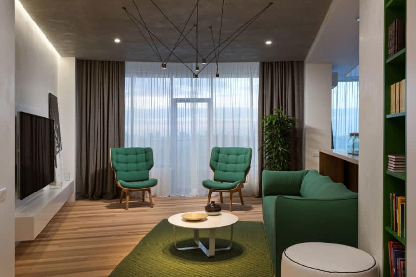 Skyline Minimalism by Sergey Makhno Architects (4)