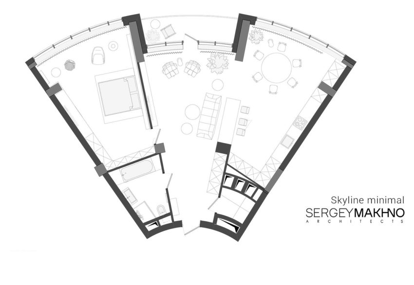 Skyline Minimalism by Sergey Makhno Architects (19)