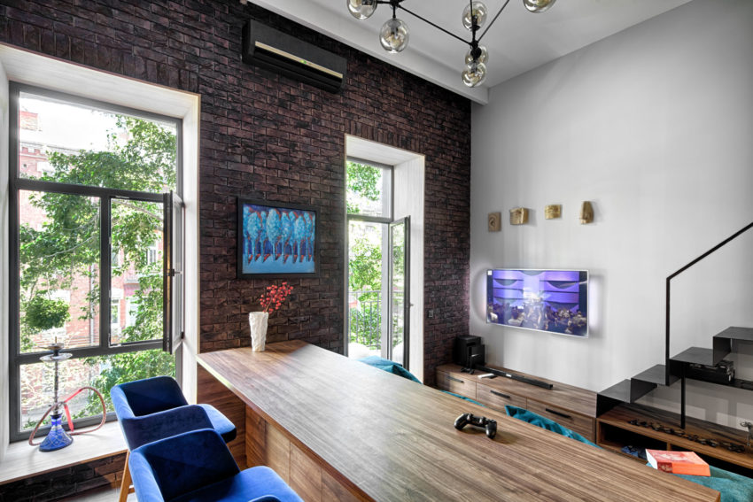 Small Apartment in the Center of Kiev by Ivan Yunakov (5)