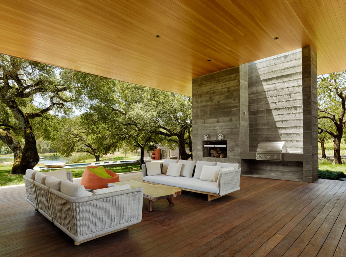 Sonoma Residence by Turnbull Griffin Haesloop Architects (3)
