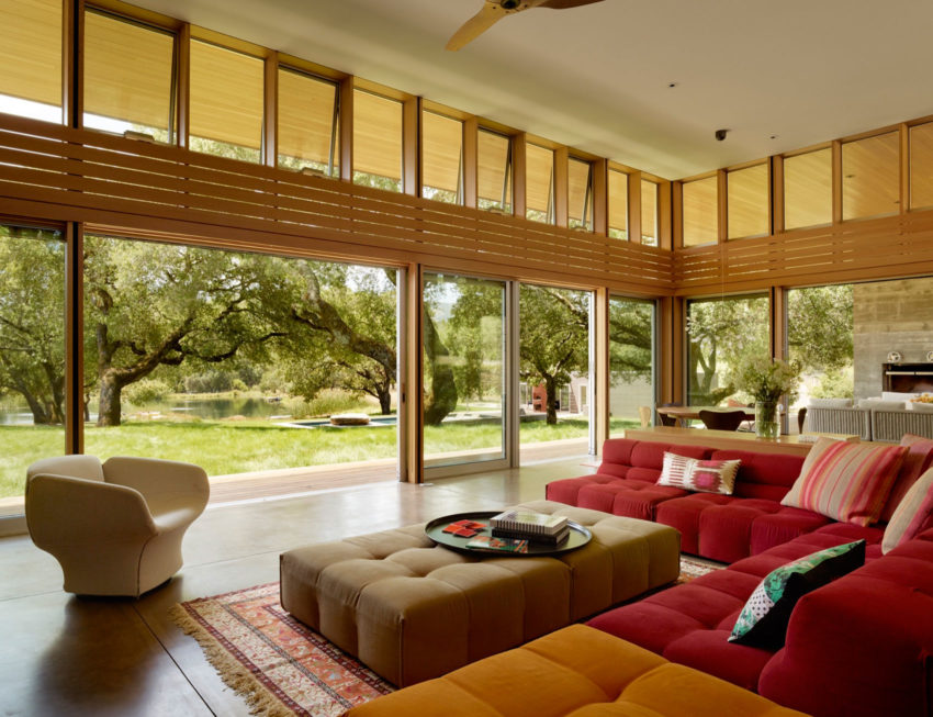 Sonoma Residence by Turnbull Griffin Haesloop Architects (9)