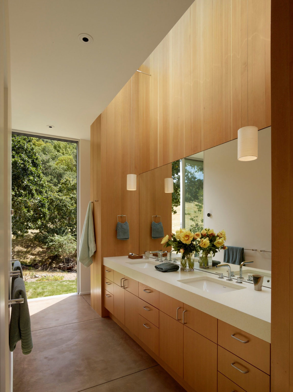 Sonoma Residence by Turnbull Griffin Haesloop Architects (12)