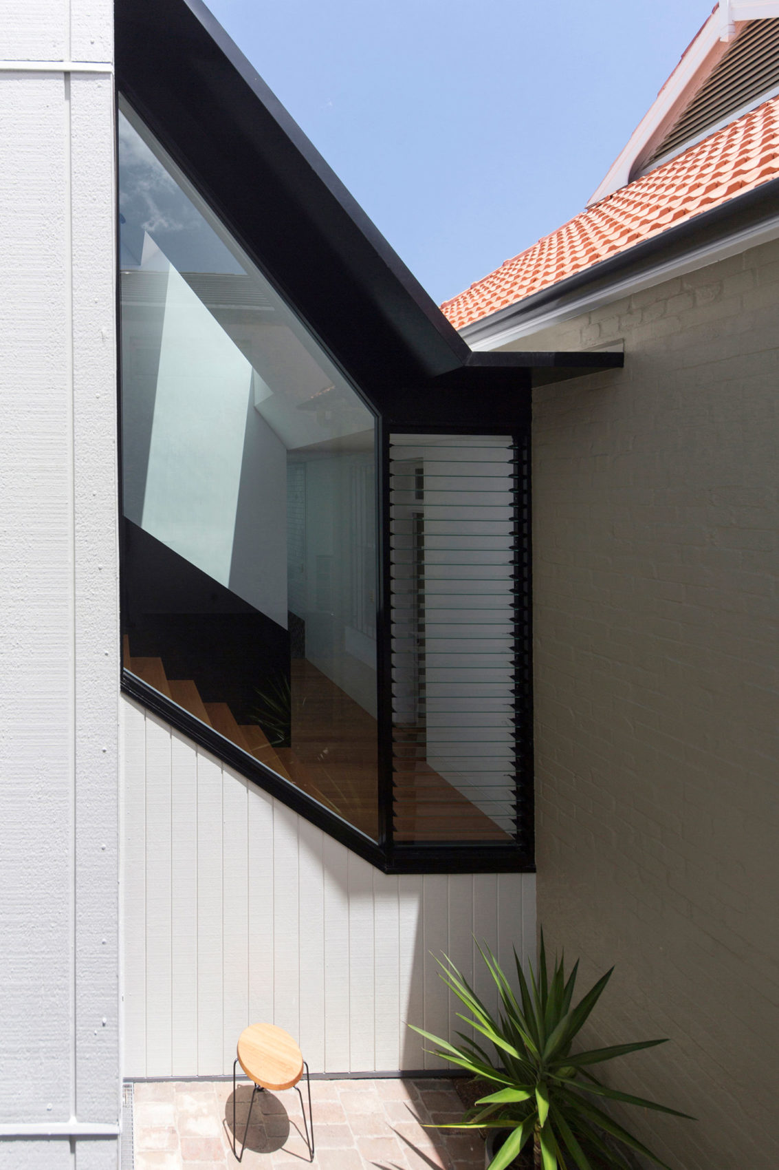 Unfurled House by Christopher Polly Architect (5)