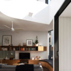 Unfurled House by Christopher Polly Architect (9)