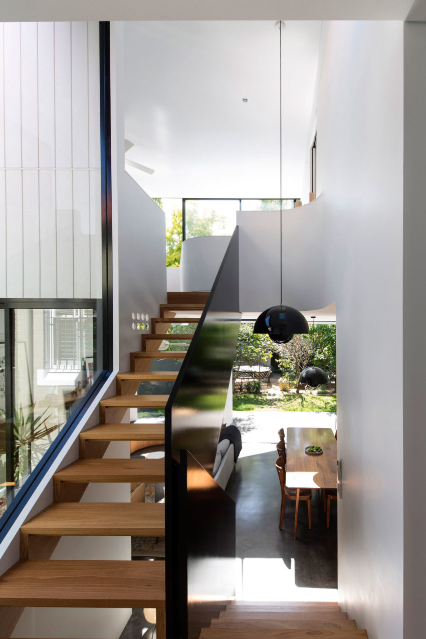 Unfurled House by Christopher Polly Architect (12)