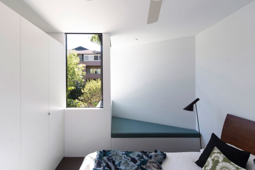 Unfurled House by Christopher Polly Architect (16)
