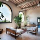 Villa in Monteriggioni by CMTarchitects (1)